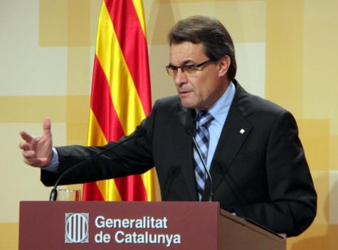 President Mas
