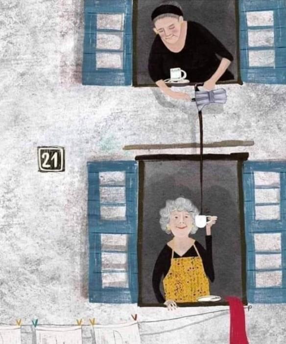 CONFINATS A BELLATERRA: Il·lustracions que mostren temps de ...